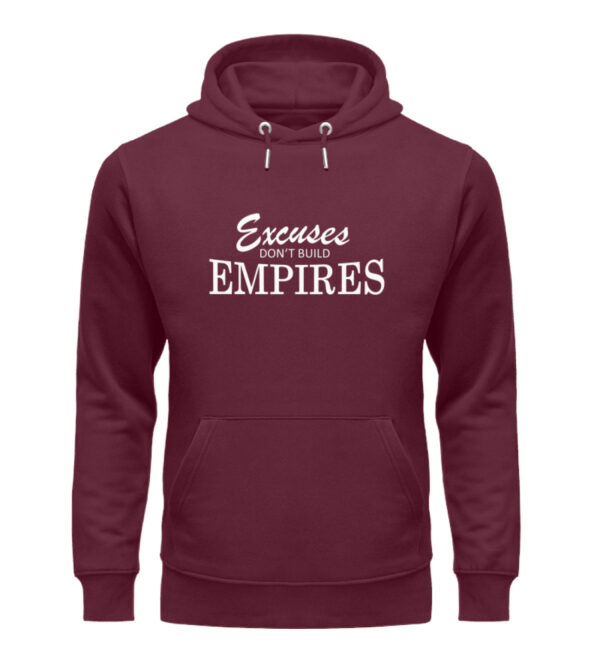 Excuses dont build empires25