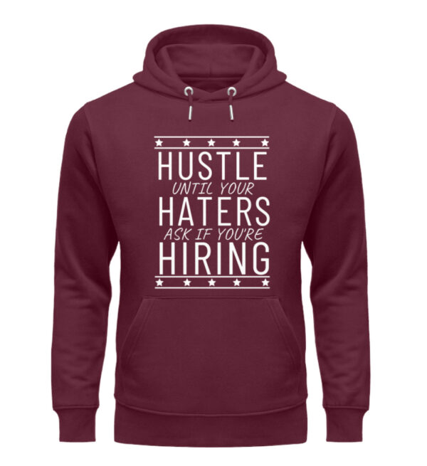 Hustle until your haters ask if you are hiring1